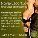 Nova Escort - Exklusiver Escortservice und Begleitservice